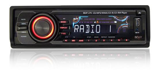 Beat 275 CD/MP3 Receiver with USB & SD Card Input